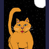 Moon lite kitty